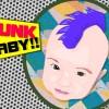 Punk baby!