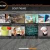 Página de noticias de Auriga
