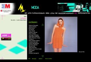 Sección moda Movida