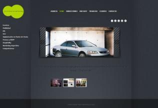 Página de inicio de Global Team Marketing