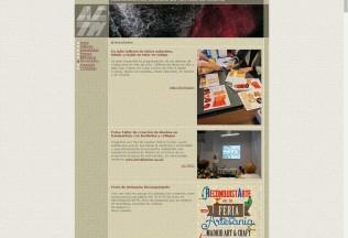 Página de novedades de ACTM