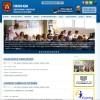 Página de inicio del colegio Alba