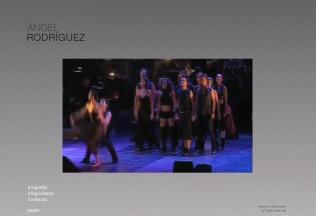 Página de vídeos de Ángel Rodríguez