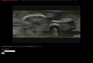 Página de inicio de Alejandro Toledo