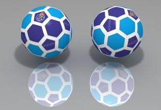 Zoom image from Modelado balón profesional