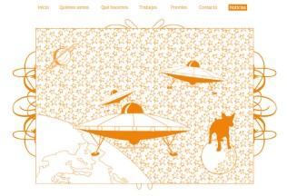 Sección Ilustraciones de La Perrita Layka