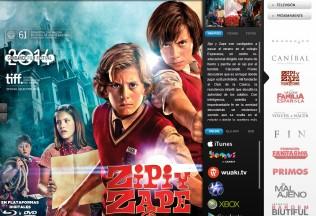 Home de Mod producciones - Zipy y  Zape