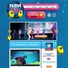 Portada web Navifun año 2013