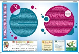 Sección de conciencia2 de Paréntesis Magazine