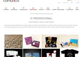 Sección de IC Promocional