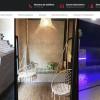 Página de inicio de la empresa J&M Reformas