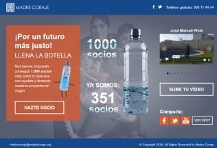 Zoom image from Webapp Dale otra vuelta a la botella
