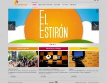 Web Antena 3 Eventos