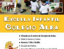 Publicidad Colegio Alba