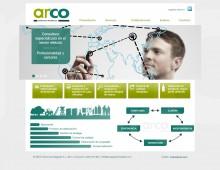Web Arco Agroalimentaria
