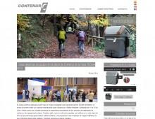 Web Contenedores Contenur
