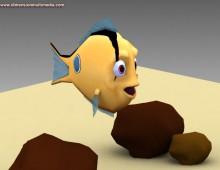 Diseño personaje videojuego