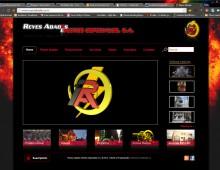 Web Reyes Abades