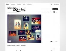 Web Slide&Swing