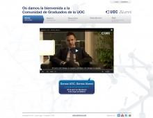 Web UOC Alumni