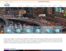 Web Elecnor-deimos
